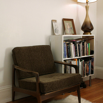 Danish Lounge Chair - Furniture