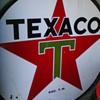 Texaco sign