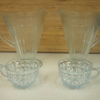 rare depression glass