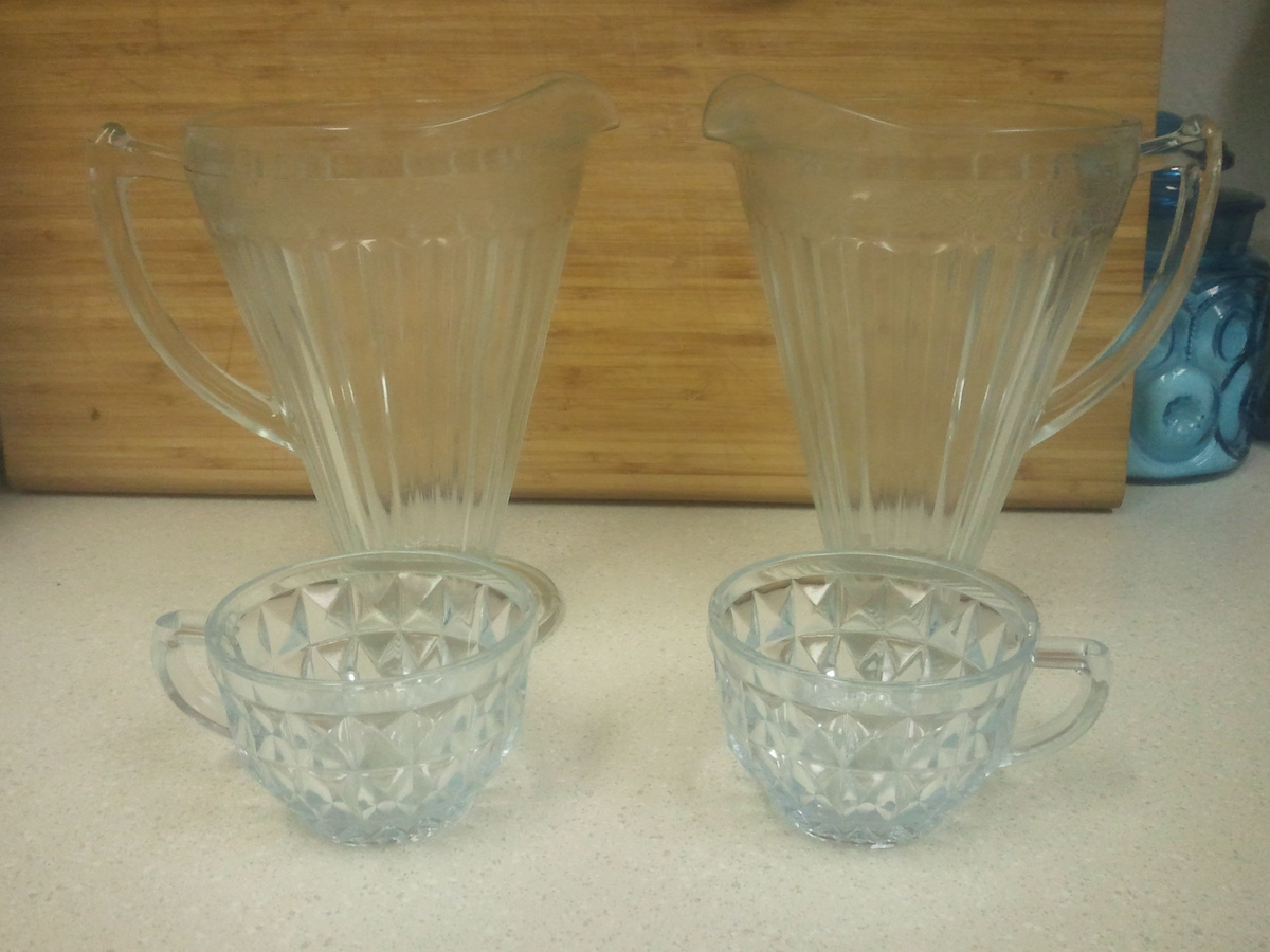 Rare depression glass collectors weekly for Most valuable depression glass patterns