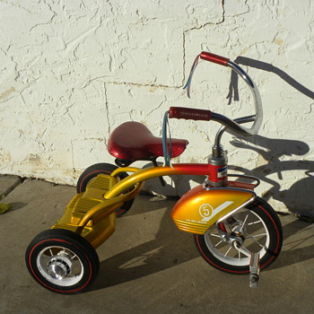 1969 Murray Tricycle in Original condition. - Toys