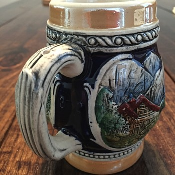 West Germany Stein
