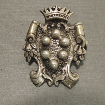 Antique German Brooch - ????