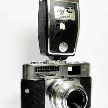 VINTAGE  VOIGTLANDER  VITO BL - GERMANY - Cameras