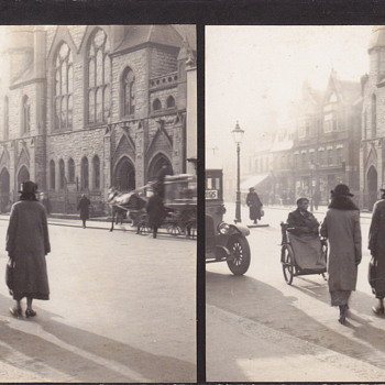 Stereoview - Private1 - part of a collection from a photographer in Poole, UK - Photographs