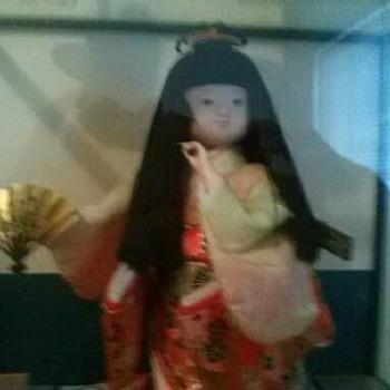 The Beautiful Lady of Kyoto
