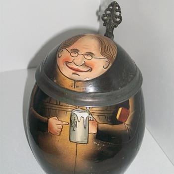 Happy little monk! - Breweriana