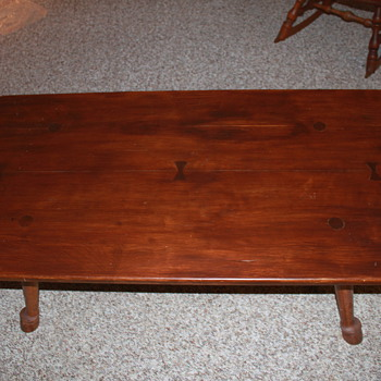 Old table???