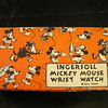 33' Fall - 35' Summer 'US' Mickey Mouse Wristwatch Box