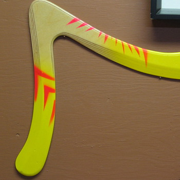 Boomerangs - Sporting Goods
