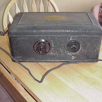 1928 Atwater Kent Radio