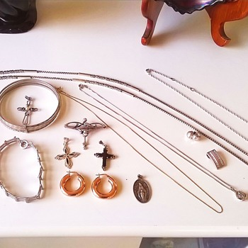 Combined Jewelry Haul Yesterday From 3 Shops - Fine Jewelry