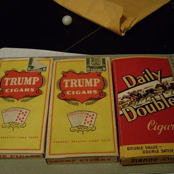 Vintage Canadian Cigars