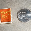 "RARE! Toonerville Folks Fontaine Fox MINIATURE Comic Strip ""Little Brother"" Bell Newspaper Syndicate"