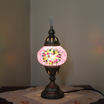 Mosaic Lamp - Lamps