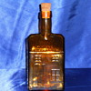 E.C Or E.G BOOZ&#039;S OLD CABIN WHISKEY