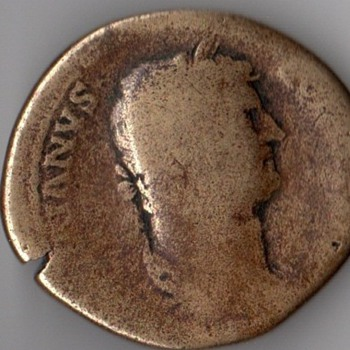 Hadrian Roman Coin 134-138 AD - World Coins