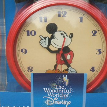 Giant Mickey Alarm - Clocks