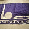 1939 New York World's Fair Flag