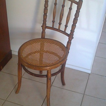my favorite Bentwood  chairs - Furniture