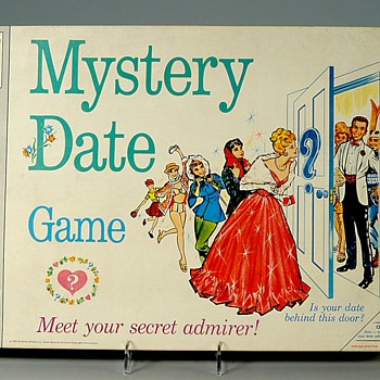 "MYSTERY DATE  1970s, POPULAR AT SLEEPOVERS--NOW INCLUDED ""ALL MALE MYSTERY DATE ""(GAY) PHOTO 3 - Games"