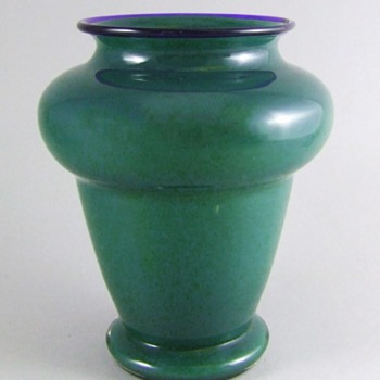 Loetz Art Glass Vase c.1920's.