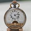 Hebdomas 8 days pocketwatch