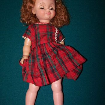 photos of 3 dolls - Dolls
