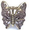 Antique / vintage butterfly ring