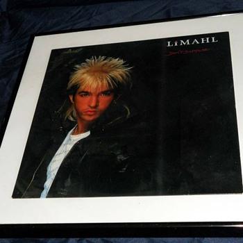 Limahl autograph - Music