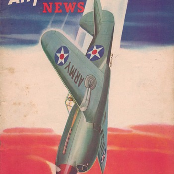 1942 - Model Airplane News magazine - February