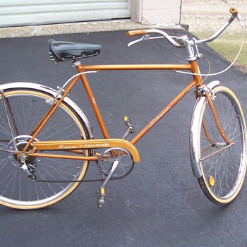 1968 Schwinn Collegiate 5spd