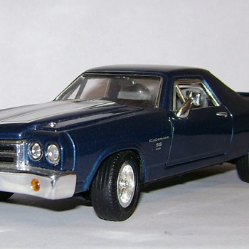 1970 El Camino SS - Model Cars