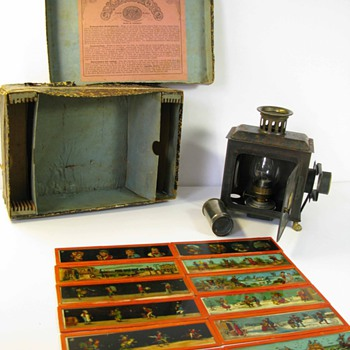 Ernst Planck Lantera Magica - Photographs