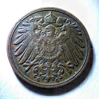 1892-G 1 Pfennig?