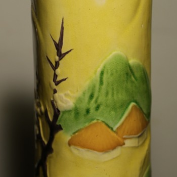 Another Awaji piece, or not? - Art Pottery