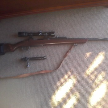 Mauser Model 98 8mm - Military and Wartime