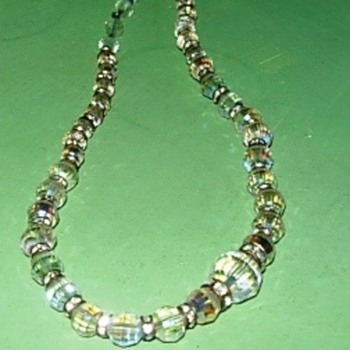Sparkly choker - Costume Jewelry