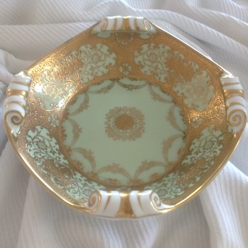 My pretty Noritake find.......