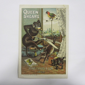 Shear Advertisement - Advertising