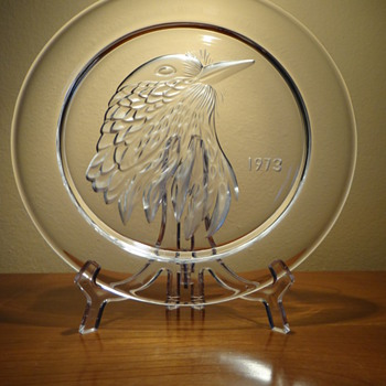 LALIQUE - FRANCE   - Art Glass