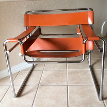 Marcel Breuer Wassily Chair Model B3