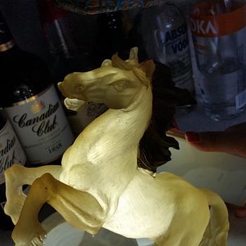 Liu li Horse
