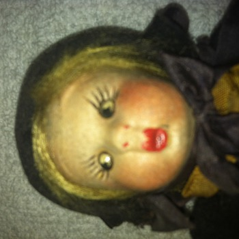 "My ""new"" doll"
