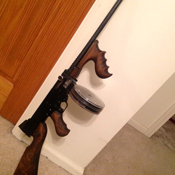 Ruger 1022 conversion, Hand Made
