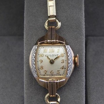 1947 Bulova Goddess of Time