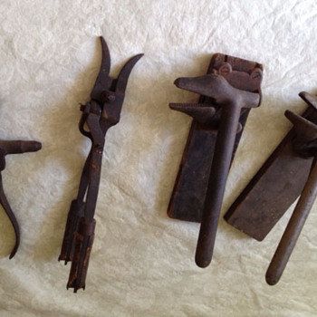 Antique Tools - Tools and Hardware