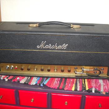 Marshall 1967 Super PA