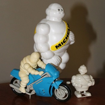 Bibendum the Michelin Man - Advertising