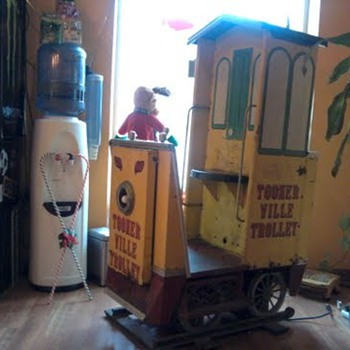 ToonerVille Trolley ~ Bally Mfg.